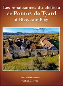 Le château et l'Žéglise de Châteauneuf (Côte-d'Or, au Moyen Âge